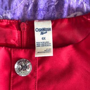 OshKosh B'gosh Dresses - Girls Osh Kosh red dress